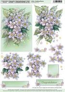 Craft Creations Wedding flowers