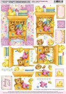 Craft Creations Baby Girl Paraphernalia