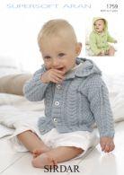 Baby Aran Knitting Patterns