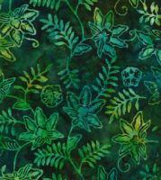 Moda Color Splash Batik col 50 Green