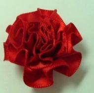 Swirl Rose Red