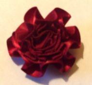 swirl roses wine