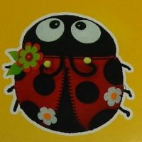 Kleiber Felt Kit Ladybird