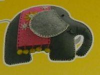 Kleiber Felt Kit Elephant