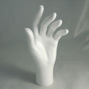 Female Polystyrene Hand