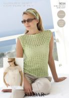 Ladies Crochet Patterns