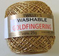 Twilleys Goldfingering 25g Col 02 Gold