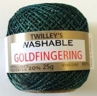 Twilleys Goldfingering 25g Col 51 Green