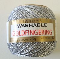 Twilleys Goldfingering 25g Col 05 Silver