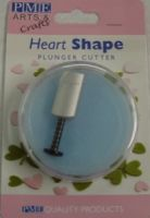 Pme Metal Heart Plunger Large