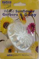 PME 56mm Sunflower or Gerbera Cutter (Veined)