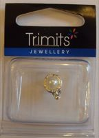 Trimits Pearl necklace Clasp Silver