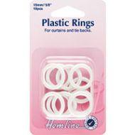 Plastic Rings 15mm