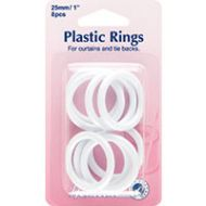 Plastic Rings 25mm
