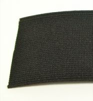 Elastic 50mm Black