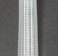 8mm Polyester Boning White