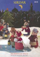 Alan Dart Dickensian Mice Leaflet 4132