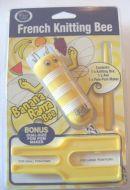 Knitting Bee Set Yellow