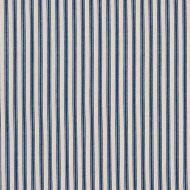 Makower Navy Ticking Stripe