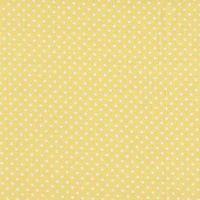 Makower White Spot on Yellow