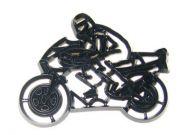 Patchwork Cutters Motorbike