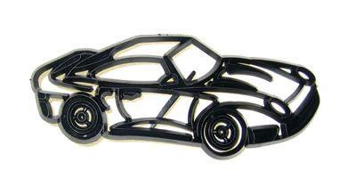 Patchwork Cutters Sports Car