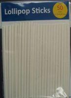PME Lollipop Sticks x50