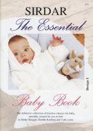 Sirdar booklet 273 Essential Baby Book
