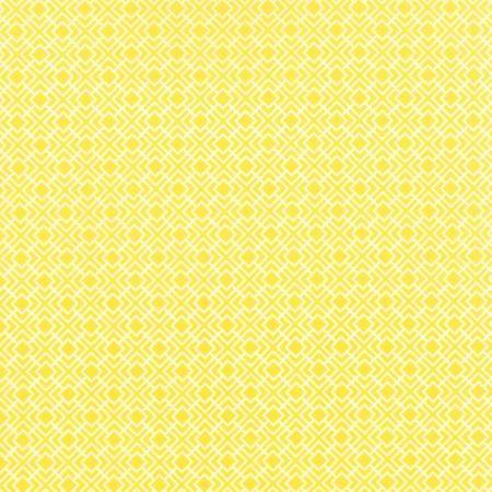 Moda Bump to Baby Yellow Tonal