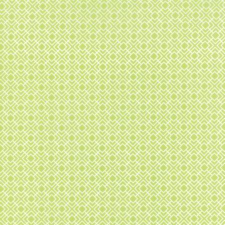Moda Bump to Baby Green Tonal