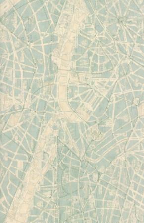 Moda Passport Paris Map