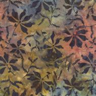Moda Colour Daze Batiks Sea Glass