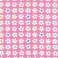 Moda Grow Pink Floral