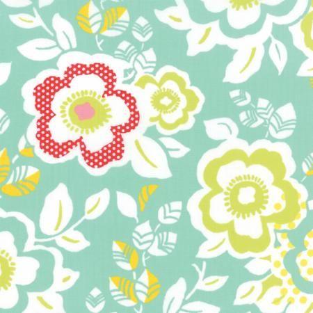 Moda Moxi Large Floral