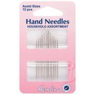 Household Assorted Needles X12