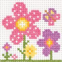Anchor 1st Cross Stitch Kit Sarah