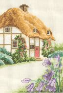Anchor Thatched Cottage Cross Stitch Starter Kit: