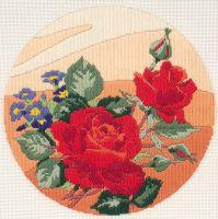 Anchor Long Stitch Kit Rosa