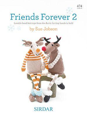 Sirdar Friends Forever 2 Booklet 474