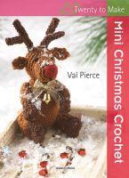 20 To Make Mini Christmas Crochet