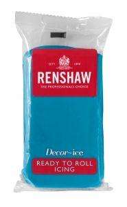 Turquoise Regalice Sugarpaste 250g