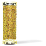 Gutermann Metallic Threads
