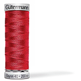 Gutermann Rayon Threads