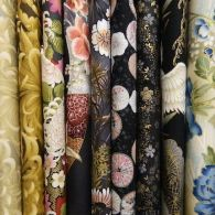 Cotton Asian Style Fabrics