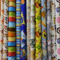 Cotton Fabrics for Children