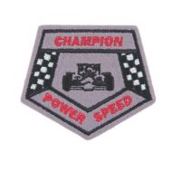Embroidered Motif CHAMPION