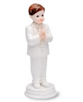 First Communion Boy Standing