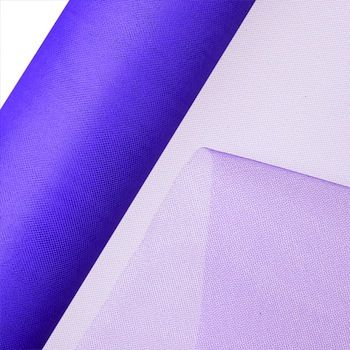 Tulle Net On Roll 30cm Violet