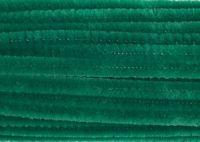 Chenilles 30cmx12mm Green