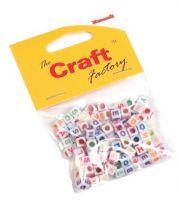 Alphabet Beads Coloured